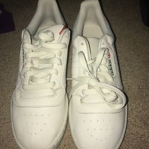 Shoes - Yeezy Powerphase White sz8 b8721e834